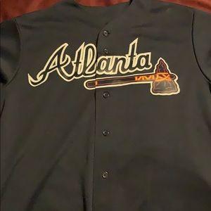 Atlanta Braves Majestic Genuine Merchandise